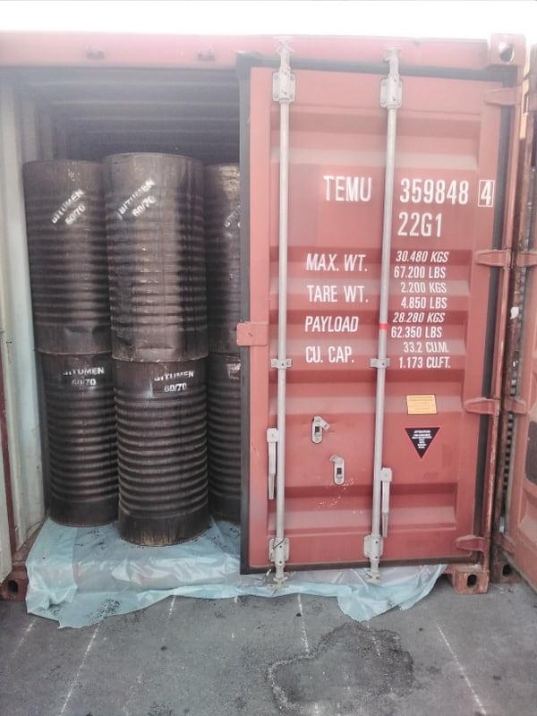 bitumen price in Morocco